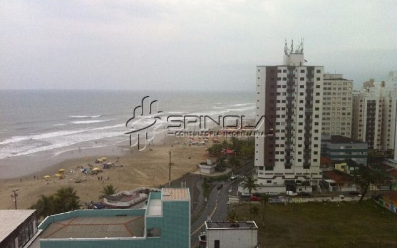 Apartamento à venda com 2 dormitórios e suíte na Cidade Ocian - Praia Grande