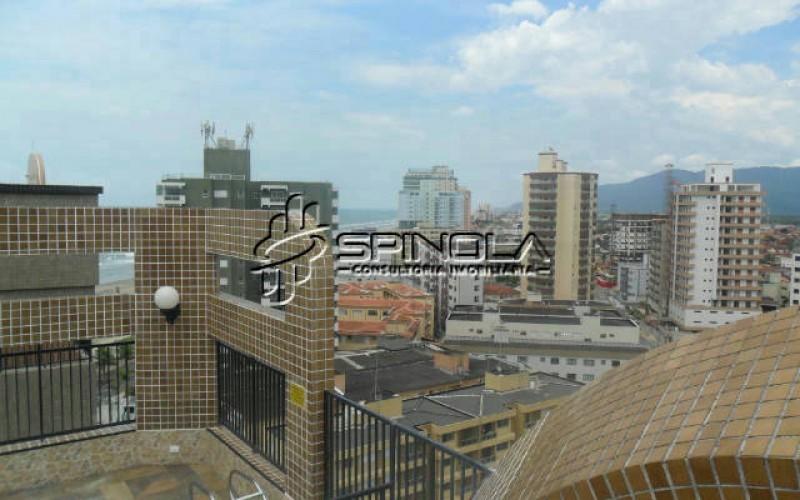 vista do solarium do prédio