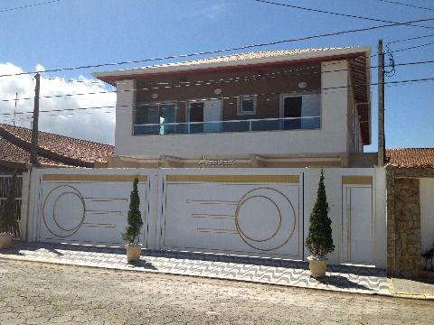 Casa em condomínio de 2 dormitórios na Vila Caiçara em Praia Grande