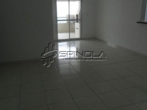 Apartamento com 3 suítes à venda no Campo da Aviação - Praia Grande