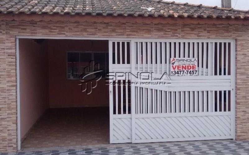 Casa em Praia Grande de 2 dormitórios sendo 1 suíte - Jardim Real