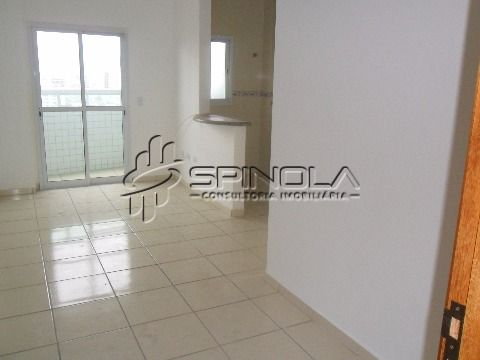 Apartamento à venda de 1 dormitório com 38m² no Boqueirão - Praia Grande