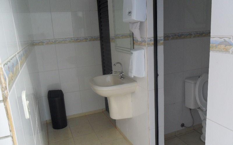 banheiros da area gourmet