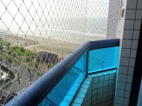 Apartamento 2 dormitorios na Praia Grande - Vila Caiçara