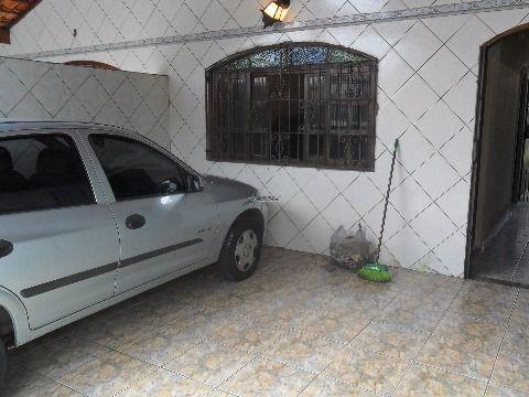 Casa 2 dormitórios sendo 1 suite - vila caiçara, Praia Grande