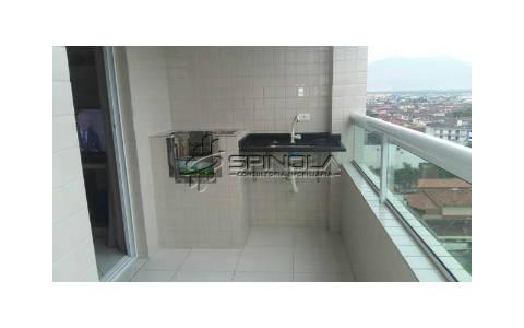 Apartamento de 2 dormitórios à venda na Cidade Ocian - Praia Grande
