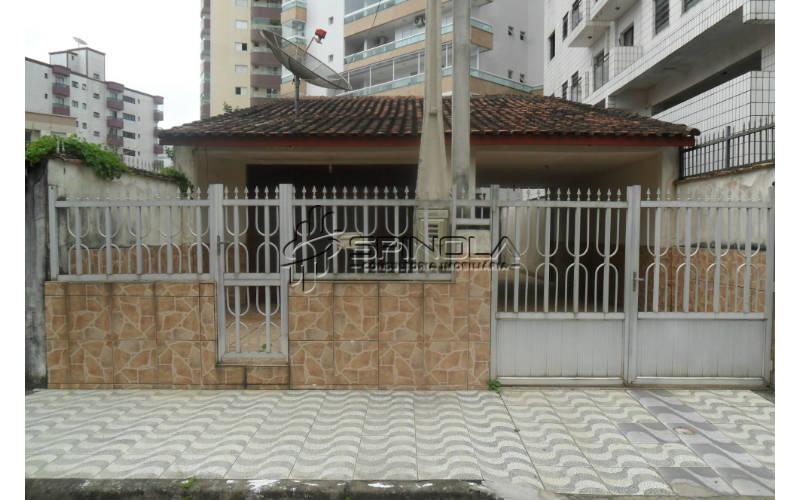 Casa de 1 dormitório na Praia Grande - Vila Caiçara