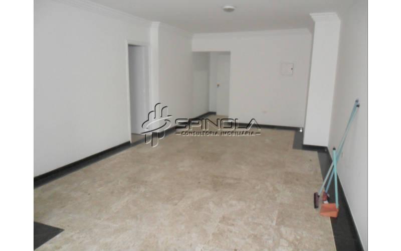 Apartamento de 3 dormitórios à venda no Canto do Forte - Praia Grande