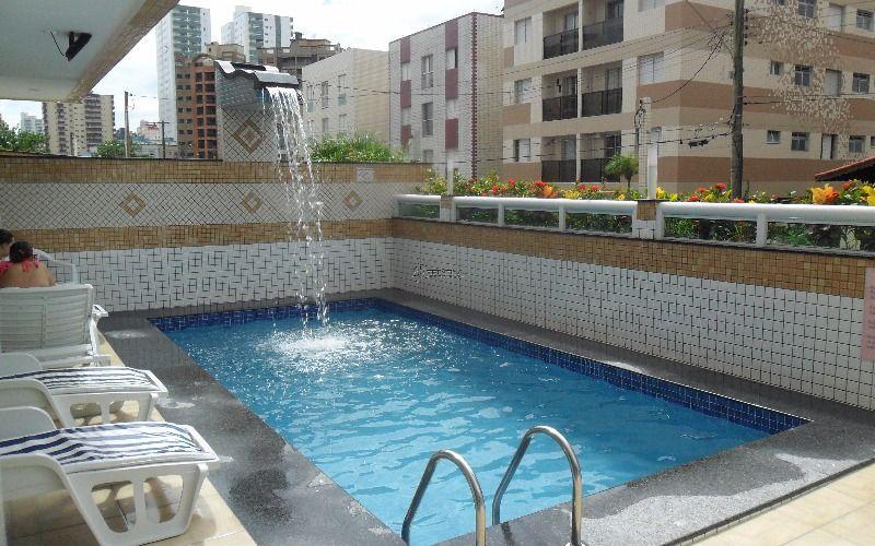 Apartamento 2 dormitórios, sendo 2 suítes, na Praia Grande - Vila Caiçara