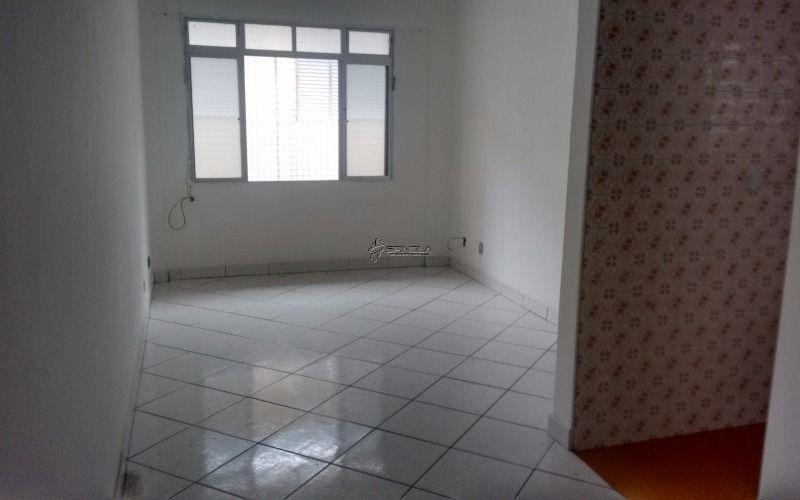 Apartamento de 1 dormitório à venda no Canto do Forte - Praia Grande