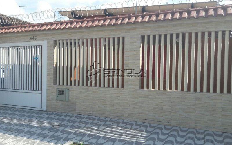 Casa com 2 dormitórios em Praia Grande - Jardim Real
