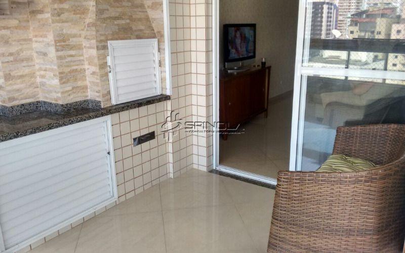 Apartamento à venda com 2 dormitórios no Campo da Aviação - Praia Grande