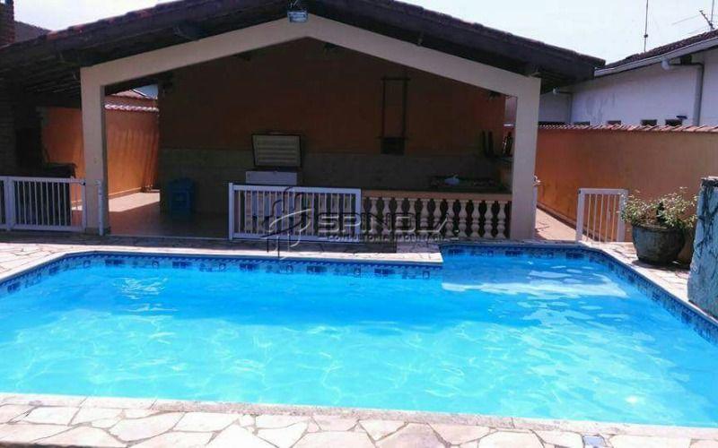Casa em Praia Grande no Jd. Real  3 dormitórios sendo 1 suíte