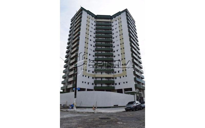 Apartamento de 2 dormitórios com Varanda Gourmet e Suíte - Praia Grande, Guilhermina