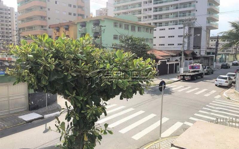 Vista rua - dormitório