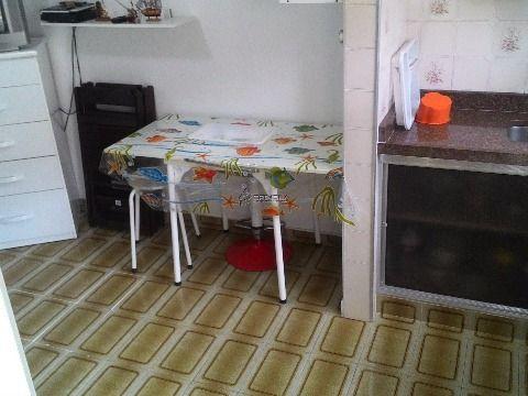 Apartamento de 1 dormitório no Jardim Real - Praia Grande SP