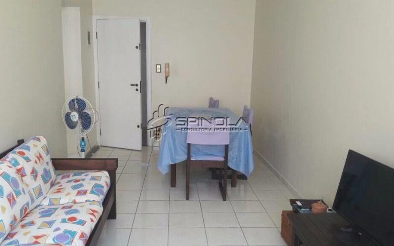 Apartamento à venda de 2 dormitórios no Canto do Forte - Praia Grande
