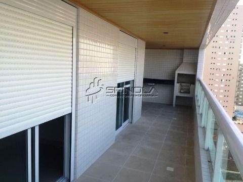 Apartamento à venda de 2 dormitórios com suíte no Campo da Aviação - Praia Grande