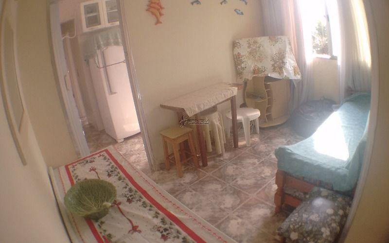 Apartamento de 1 dormitório à venda no Campo da Aviação - Praia Grande