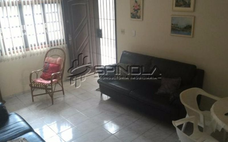 Casa com 4 dormitórios à venda na Vila Caiçara - Praia Grande