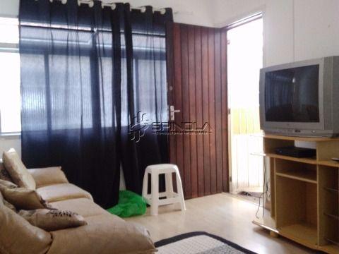 Apartamento de 2 dormitórios à venda no Canto do Forte - Praia Grande