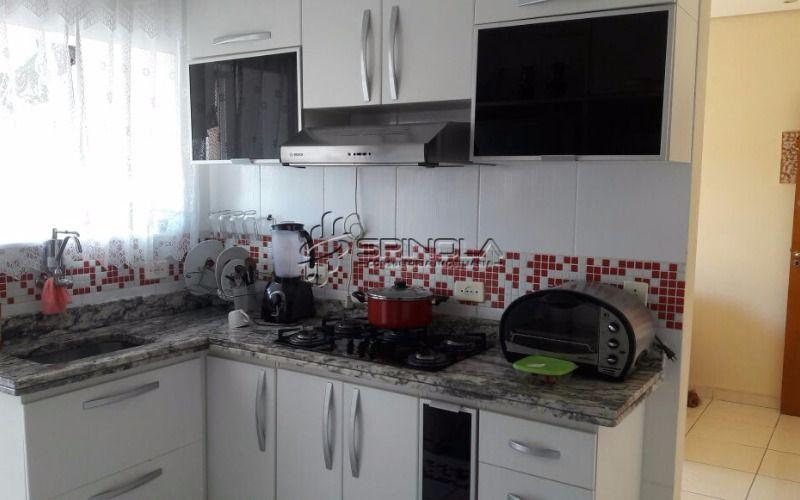 Apartamento mobiliado de 2 dormitórios à venda no Boqueirão - Praia Grande
