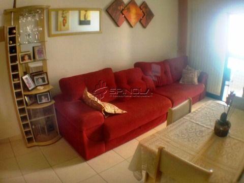Apartamento com 2 dormitórios à venda na Vila Caiçara - Praia Grande