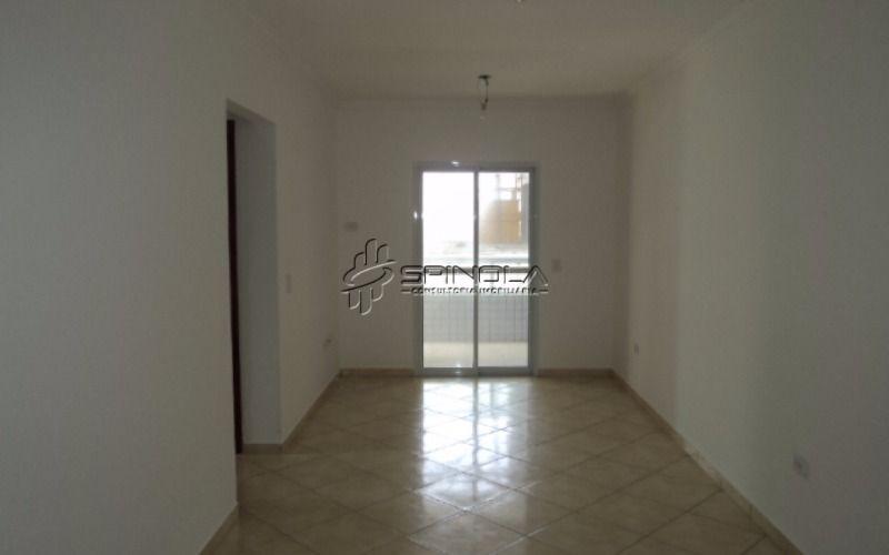 Apartamento de 2 dormitórios à venda na Vila Caiçara - Praia Grande
