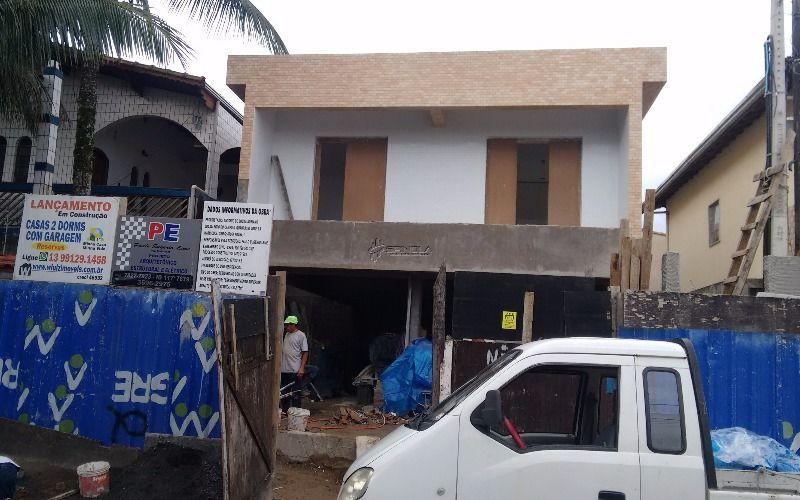 Casa em condomínio 1 dormitório - Tude Bastos - Praia Grande, SP