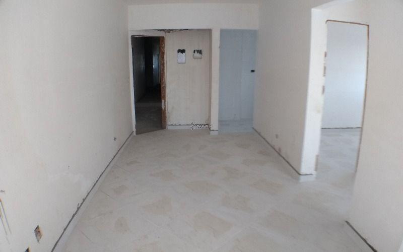 Apartamento de 2 dormitórios com varanda Cidade Ocian - Praia Grande