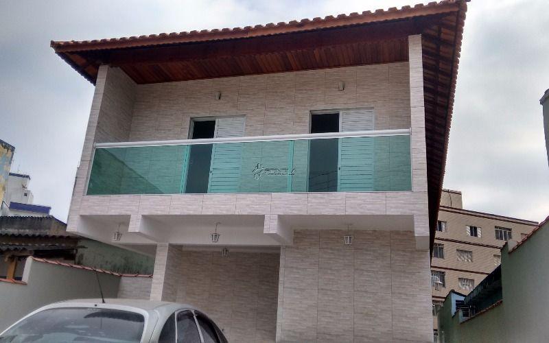 Casa na Vila Mirim, Praia Grande