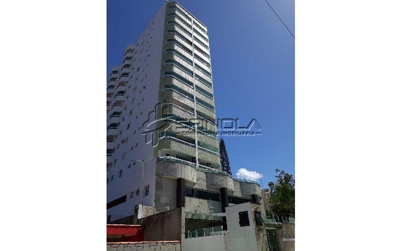 Apartamento 2 dormitórios com suíte na Cidade Ocian em Praia Grande