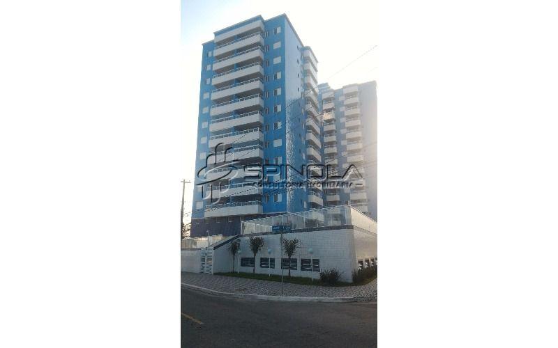 Apartamento no Balneário Maracanã, Praia Grande