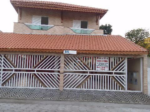 Casa de Condomínio no Campo da Aviação, Praia Grande