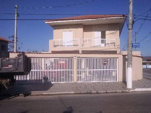 Casa condomínio  no Jardim Esmeralda, Praia Grande