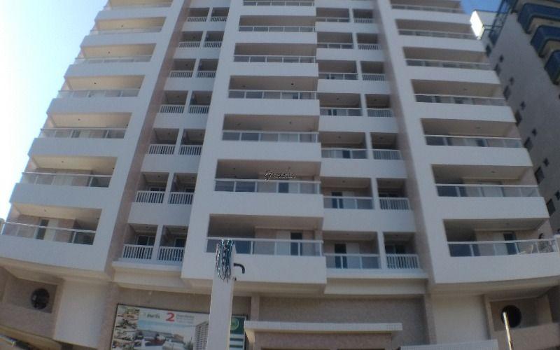 Apartamento na Cidade Ocian, Praia Grande