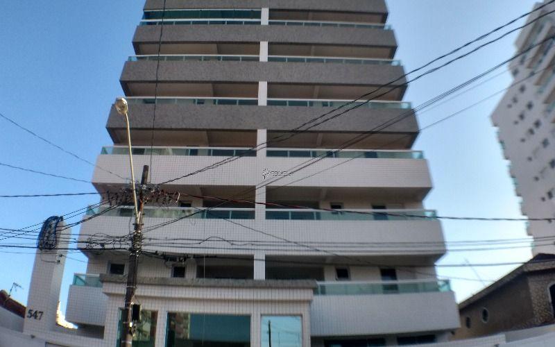 Apartamento na Ocian, Praia Grande