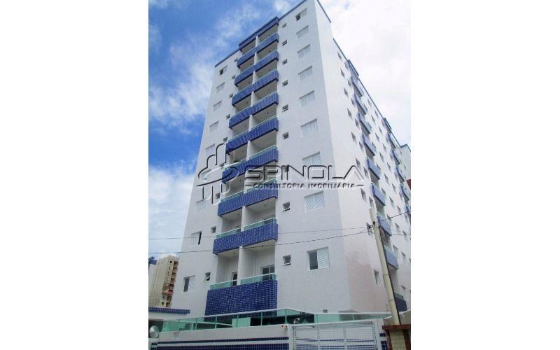 Excelente apartamento com 2 dormitórios na Cidade Ocian em Praia Grande