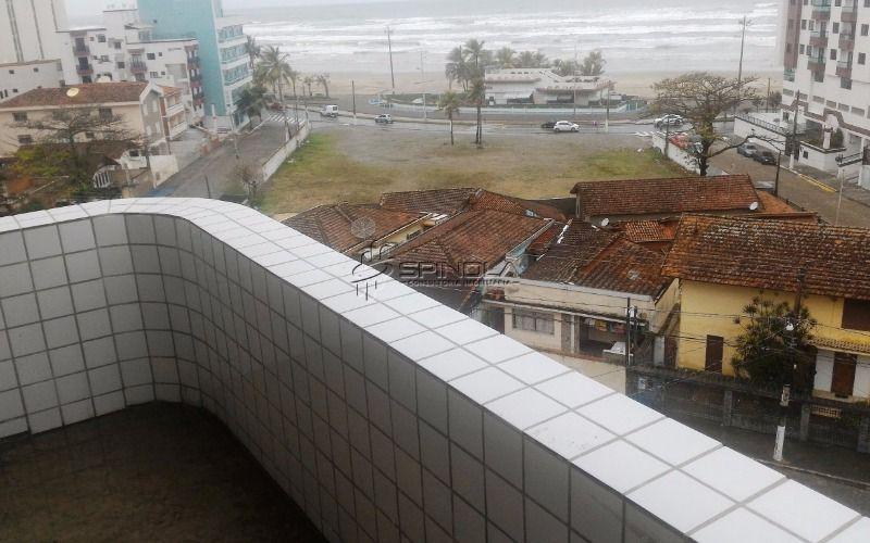 Apartamento na Cidade Ocian, em Praia Grande