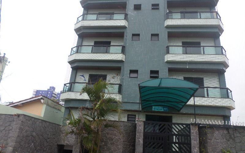 Apartamento dormitório Vila Caiçara- Praia Grande