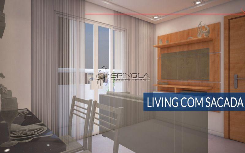 Apartamento AVIAÇÃO - 1 dormitório