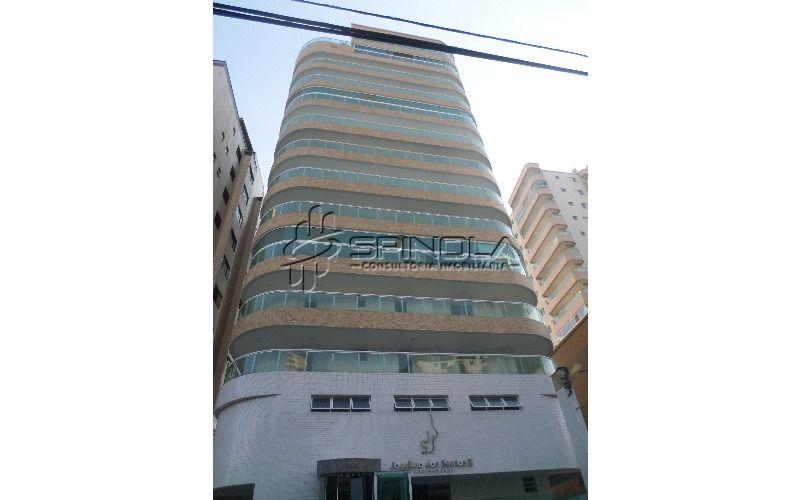 Apartamento de 2 dormitórios na Vila Tupi - Praia Grande