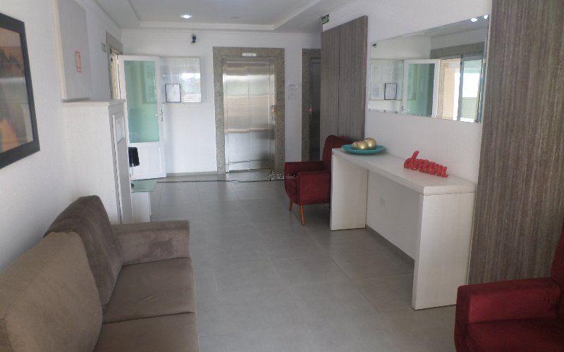 Apartamento em Praia Grande na Ocian - 1 dormitórios