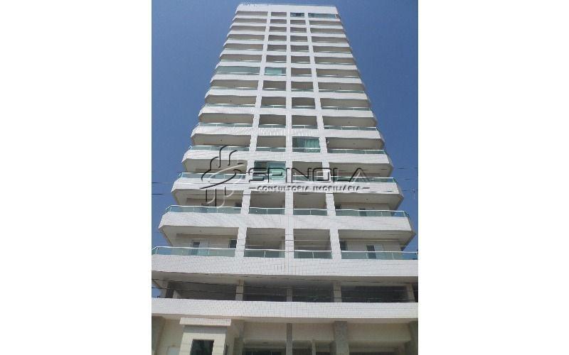 Apartamento de 3 dormitórios no Boqueirão - Praia Grande