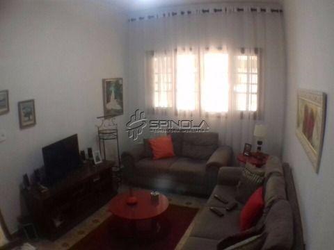 Casa Geminada  2 dormitórios - Vila Caiçara