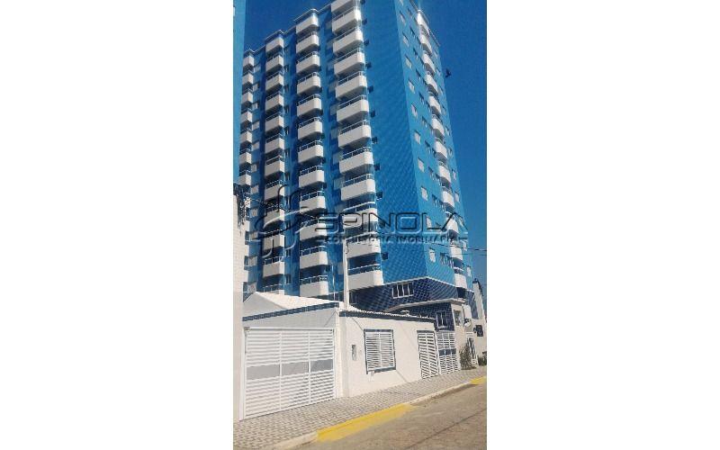 Excelente apartamento com 1 dormitório no Balneário Maracanã em Praia Grande