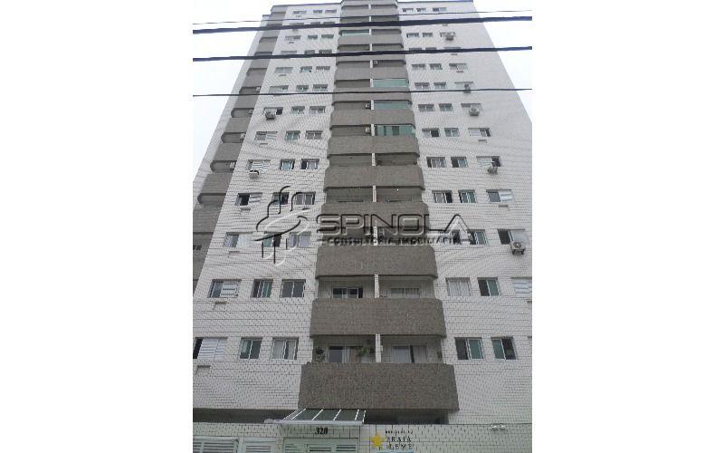Apartamento de dois dormitórios no Jardim Guilhermina - Praia Grande