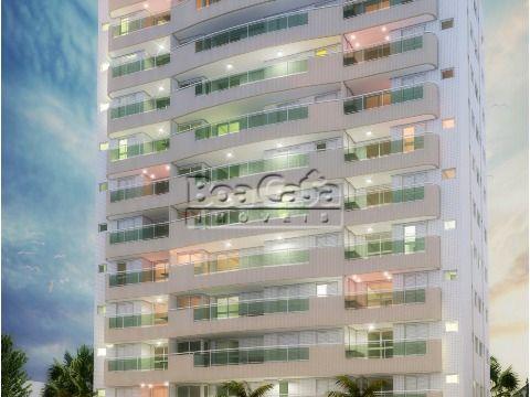 Apartamento Canto do Forte, Praia Grande