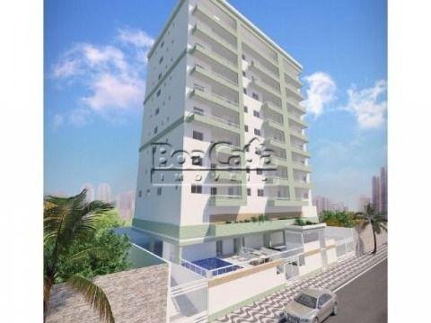 Apartamento Residencial na  Vila Mirim, Praia Grande