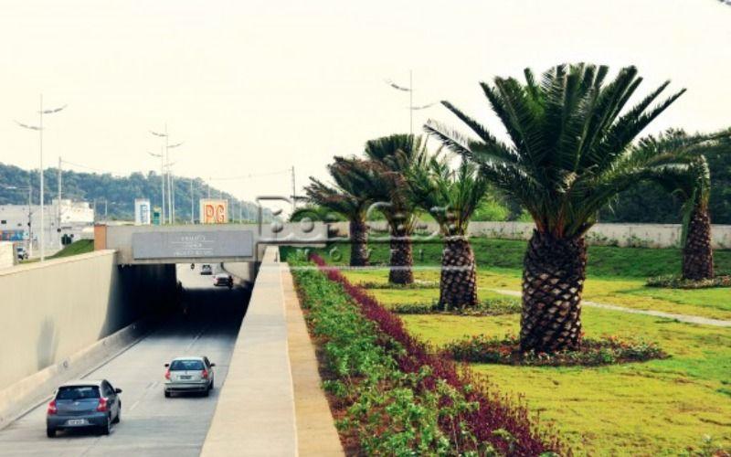 Boqueirão - Viaduto do Sol